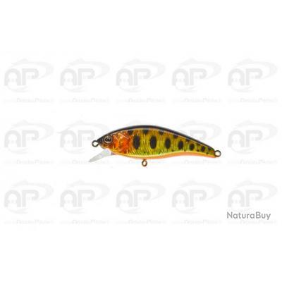 Leurre Truite illex Flat Tricoroll HL Gold Trout 3.7gr 45 mm