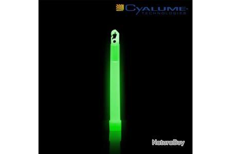 Cyalume B/âton Lumineux ChemLight/® 15 cm 12 Heures Rouge