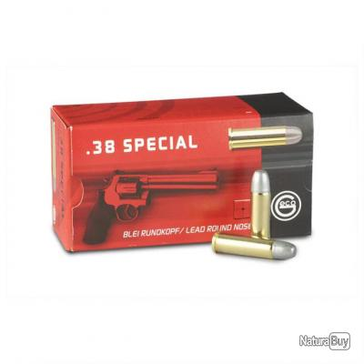 *B* 38 SPECIAL LRN 158GR