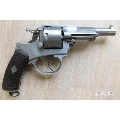 Revolver 1873 de Marine - cal. 12mm avec cartouche