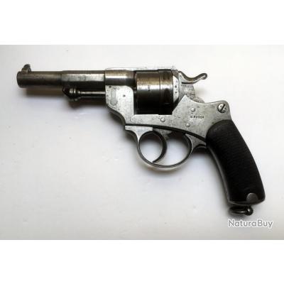 Très beau Revolver MAS 1873