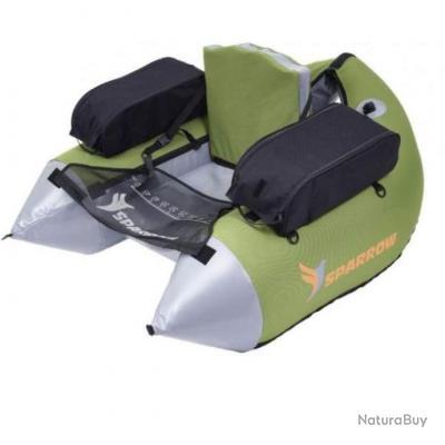 Float tube Sparrow Cargo - Vert / Gris