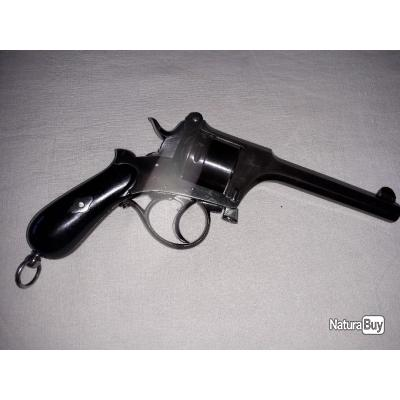 revolver F.Martin et Cie