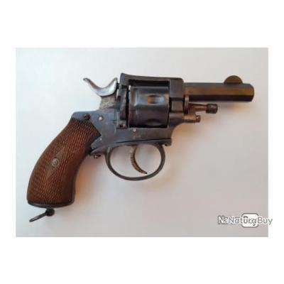 Revolver Allemand calibre 7.65mm -