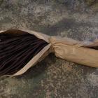 50 paires de lacets marron (soit 100 lacets) de 120 cms pour rangers ou chaussures ou cordage