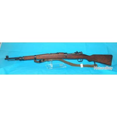 Fusil K98, Modèle Preduze vzm24/47, Calibre 8x57IS