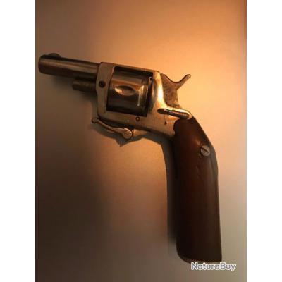 Revolver 6 coups calibre 22
