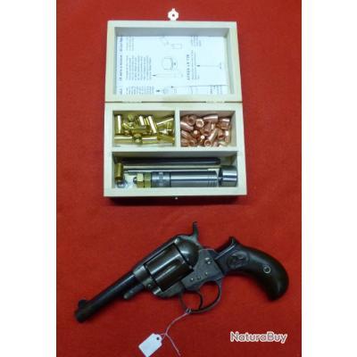 REVOLVER COLT LIGHTNING 1877 SHERIFF CAL .38 LC