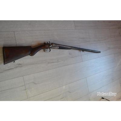 fusil de chasse à chiens percussion centrale