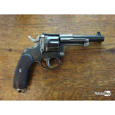 Beau revolver reglementaire Hollandais 1891 cal 9.4 mm Dutch
