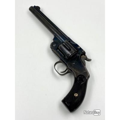 Revolver Smith & Wesson New Modèle N°3 Frontier, Cal.44 Russian
