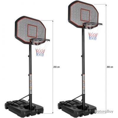Appareil de Sport, Panier de Basket Réglable  JARDIN  EN RUPTURE DE STOCK