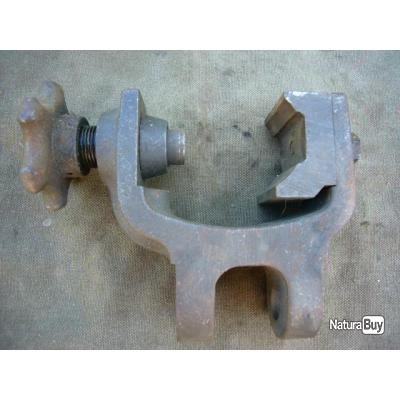 Adaptateur AA52 sur Support M53 post US WW2 Jeep Willys Ford Hotchkiss M201 Dodge Wc Gmc