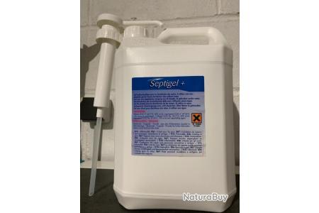 Phago Rub Gel Hydroalcoolique Sps 5l