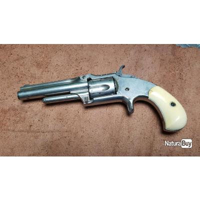 Smith & wesson 32 N°1 1/2 second issue (New model)