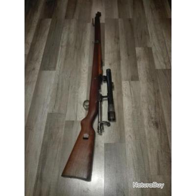 Mauser 98 sniper