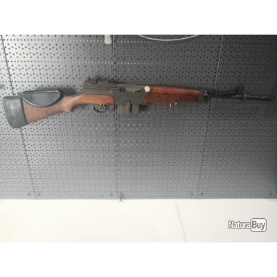 OCCASION CARABINE SEMI AUTOMATIQUE MAS 49-56 CAL.300SAVAGE