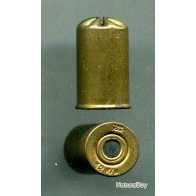 12 mm Revolver long à blanc - 12 mm Marine à blanc - RARE
