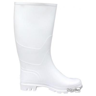Bottes Agroalimentaire Blanches SINGER BOTBLANC Blanc