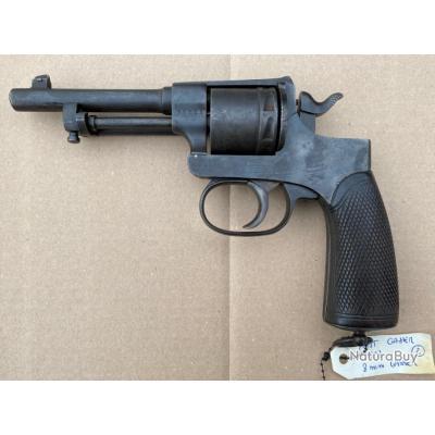 Revolver RAST GASSER 1898 ( 2 )