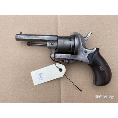 Revolver à broche cal 7mm ( 4 )