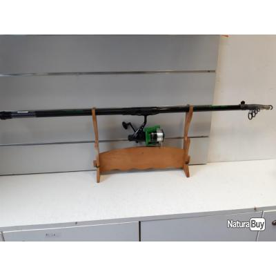 AXEL 5676 CANNE A PECHE MITCHELL NEURON STRONG 3.50M( POUR TRUITES /CARNASSIERS )+ MOULINET    NEUF