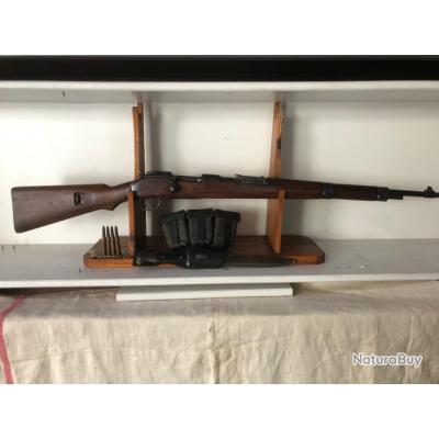 Carabine Gewehr 98/40 mono matricule 1941