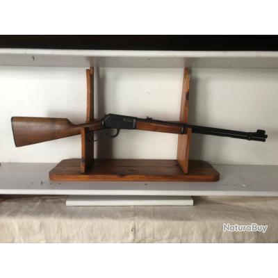Carabine winchester 22lr levier de sous garde