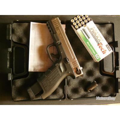 Pack Défense Pistolet ISSC M22 en 9 mm