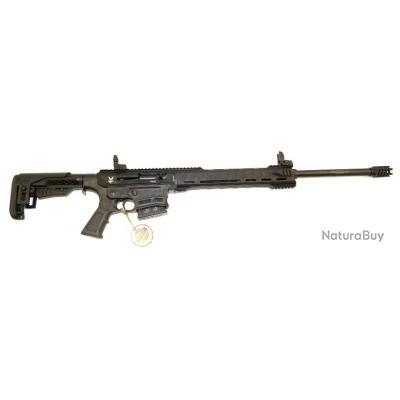 Fusil a répétition calibre 12 Atlas force TW 2301 noire catégorie C TSV dernier exemplaire