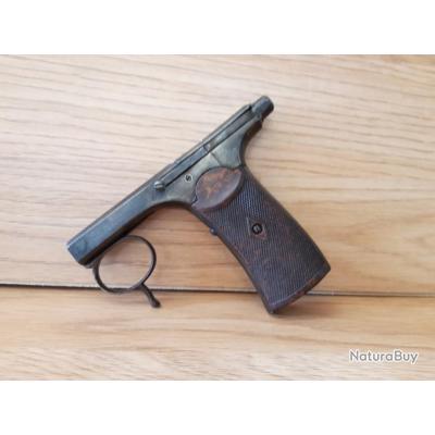Pistolet Brun Latrige calibre 5mm