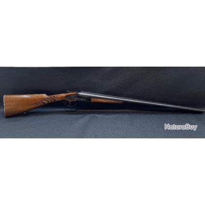 Fusil juxtaposé CZ à platines Calibre 12, 1€ sans prix de réserve !!!
