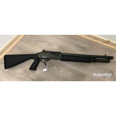 Fusil à pompe FABARM SDASS MARTIAL OD GREEN Cal. 12/76