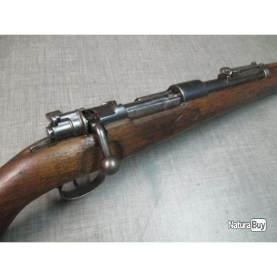 Interessant pour la collection, Mauser K 98K code S42G de 1935