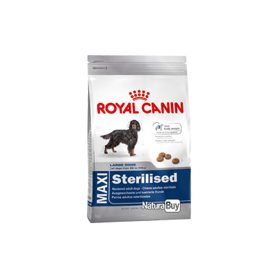 MAXI STERILISED ADULT  9KGS