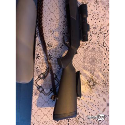 Browning maral composite brown + aimpoint H34 avec montage nomad