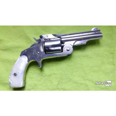 """SMITH & WESSON 38 SINGLE ACTION 1st MODEL """"BABY RUSSIAN"""""""