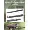 petites annonces chasse pêche : ARRIVAGE EPIEUX LANCE DE CHASSE DEMONTABLE BLACK EDITION FROST CUTLERY USA T.T. 189 CM stock limitéZ