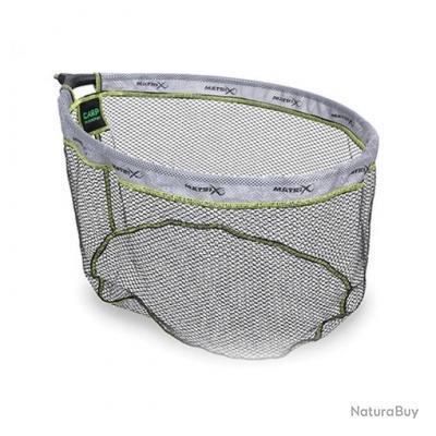 Tête Épuisette Carp Rubber Landing Nets 6mm 55 x 45cm Matrix