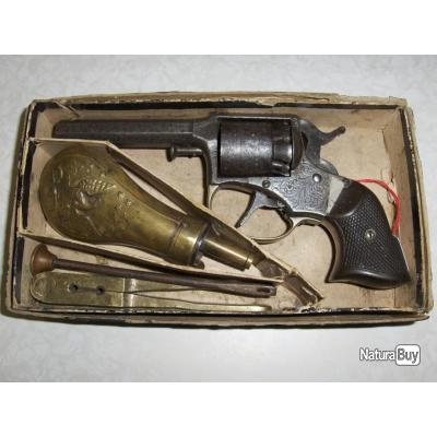 remington rider pocket dans sa boite