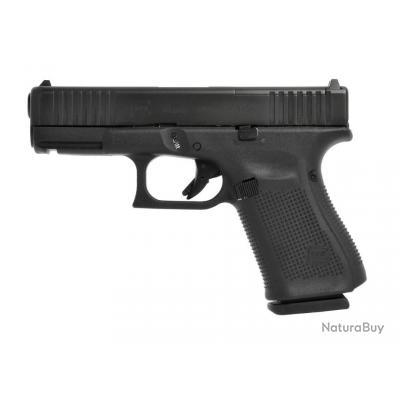 Glock 19 Gen5 FS MOS calibre 9x19