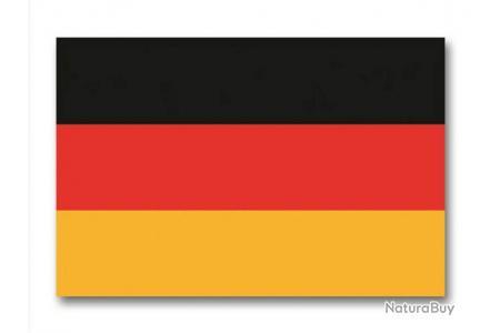 Drapeau 90 x 150 cm en Allemagne avec aigle