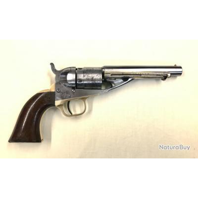 Revolver Colt 1862 Police & Pocket Navy Conversion calibre 38 Rimfire (Original)