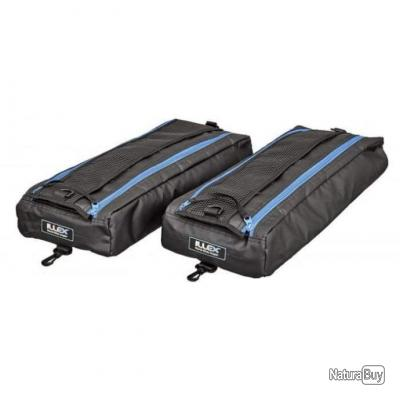 Sacoches Laterales Pour Float tube Illex Barooder