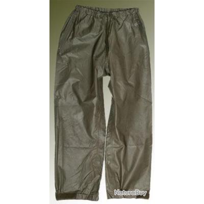 Pantalon de pluie BW olive doublé goretex
