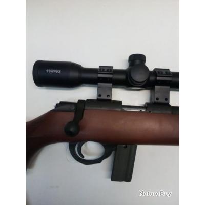 NEUF!! CARABINE ARMSCOR M1400 22LR  + LUNETTE HAWKE 4X32