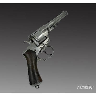 Revolver PERRIN modèle renforcé 1865/69