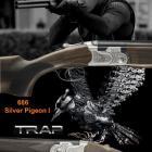 BERETTA 686 SILVER PIGEON I TRAP B-FAST Calibre 12/76 Canon 76cm