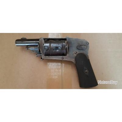 revolver hammerless EIBAR calibre 8mm 1892