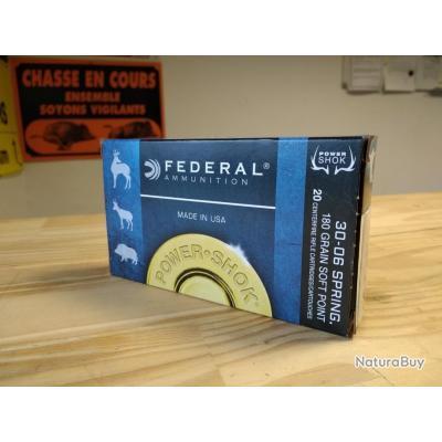 Munition federal cal 300 win mag